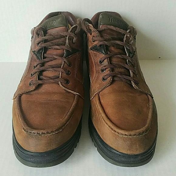 Timberland Leather Gore Tex Chukka WP Size 13